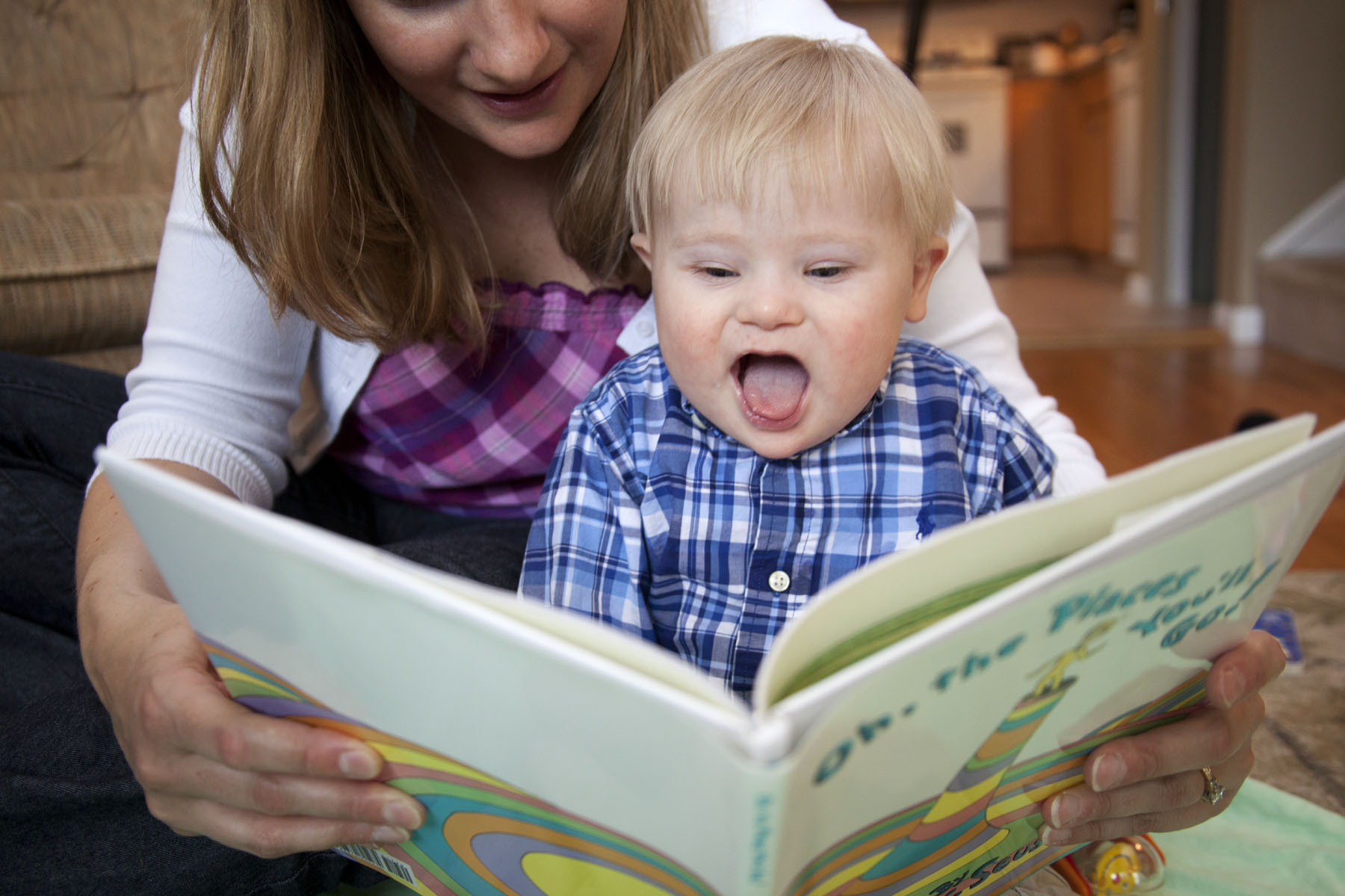 Speech and language therapy for children