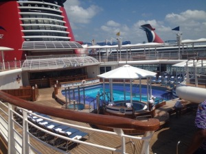 Disney cruise ship