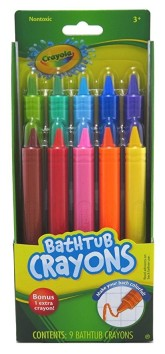 bathtub crayons