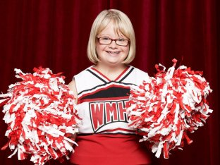 Lauren Potter glee